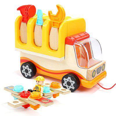 Topbright Tool Car Puzzle Model Toy