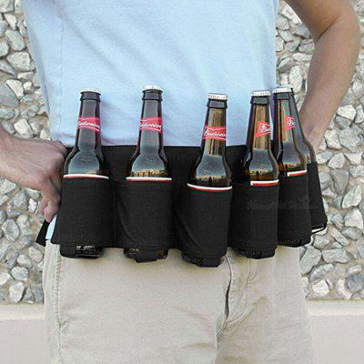 Portable Beer Beverages Waistband