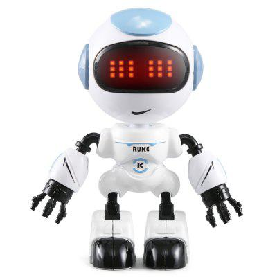 JJRC R8 Touch Sensing LED ojos Smart Voice RC Robot