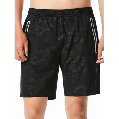 Summer Outdoor Sport Waterproof Breathable Men's Charge Speed Dry Shorts