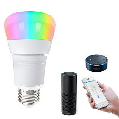 Wireless Smart Voice Control LED Light Bulb
