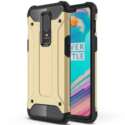 Hockproof Protective Cover Armor Case for Oneplus 6