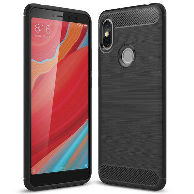 ASLING Carbon Fiber Phone Case for Xiaomi Redmi S2