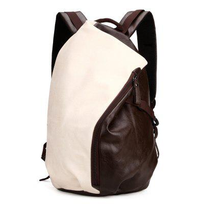 VICUNAPOLO Men Travel Backpack Casual School Bag