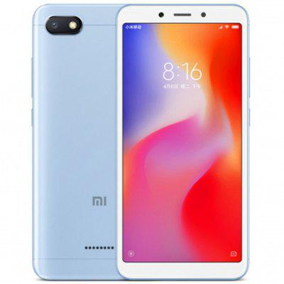 Image result for Xiaomi Redmi 6 5.45 inch 4G Smartphone Global Edition - SEA BLUE