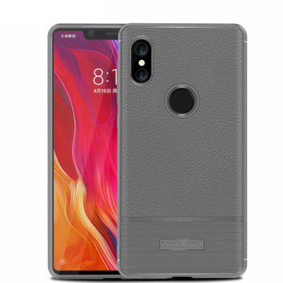 LEEHUR Lichee Pattern Phone Case for Xiaomi Mi 8 SE