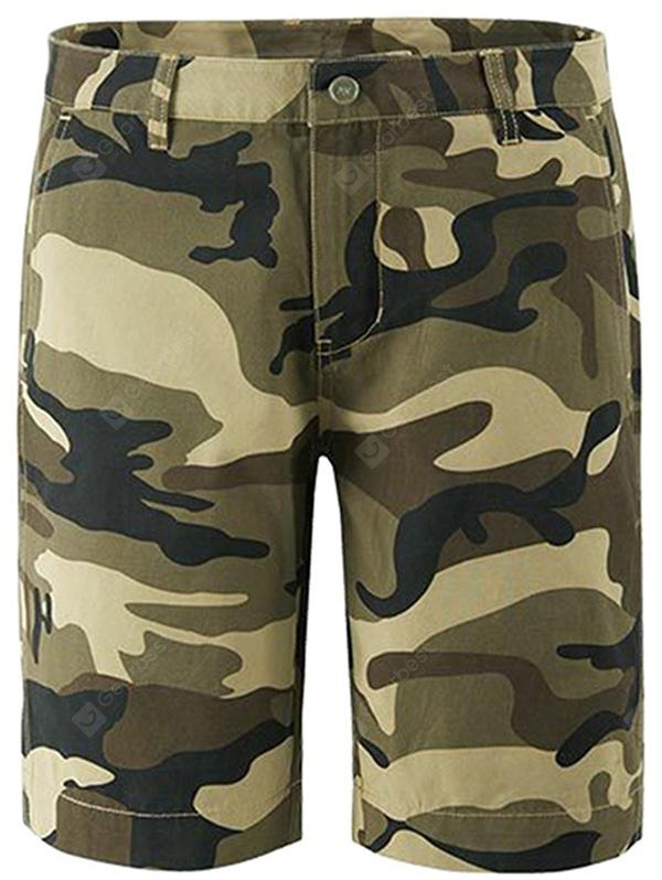 MITOWN Desert Camouflage Casual Shorts