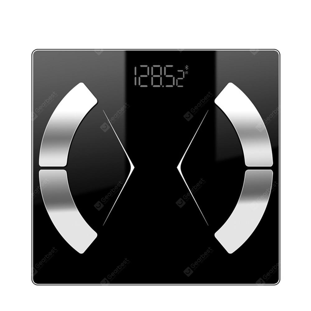 Icomon i31 Bluetooth 4.0 Body Fat Scale - BLACK