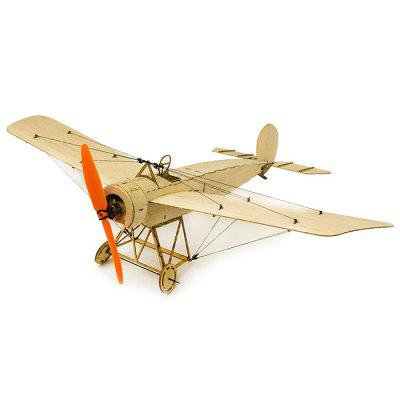 Dancing Wings Hobby K08 Fokker E Baume RC Avion en Bois