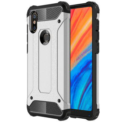 Armour Pattern Phone Case for Xiaomi Mi Mix 2S