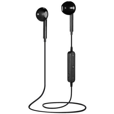 S6 Portable Wireless Bluetooth Sport Earbuds