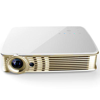 MDI i5 3D DLP Projector 1280 x 800 Pixels Android 5.1 WiFi Bluetooth 2GB RAM 8GB ROM lamp housing for sanyo 610 3252957 6103252957 projector dlp lcd bulb