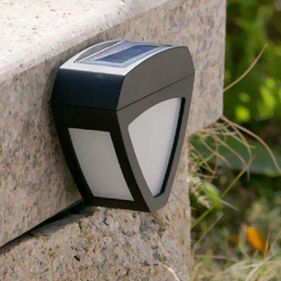 LED Triangle Solar Lamp Wall Light triangle aluminum leds wall sconce light decorative lamp for bedroom hotel
