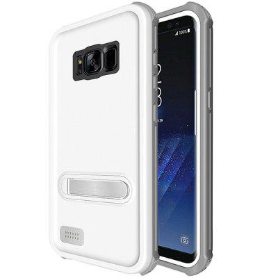 Shatter-resistant Phone Protective Cover Case for Samsung Galaxy S8 3d pen holder dock shatter resistant
