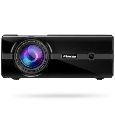 Alfawise A12 2000 Lumens Android 6.0 Proyector Inteligente