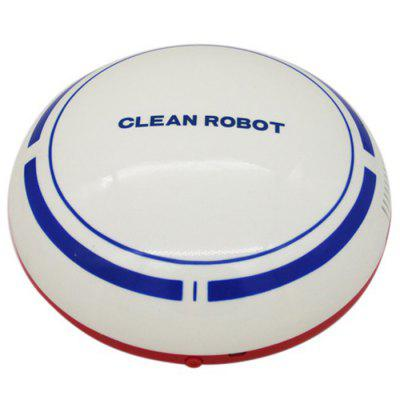 Automatic USB Rechargeable Smart Robot Vacuum Floor Cleaner Sweeping