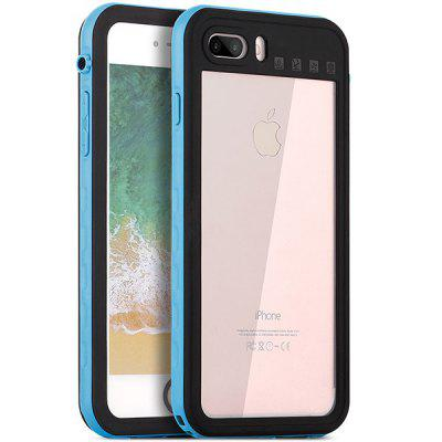 Waterproof PC + TPU Protective Case for iPhone 7 Plus / 8 Plus