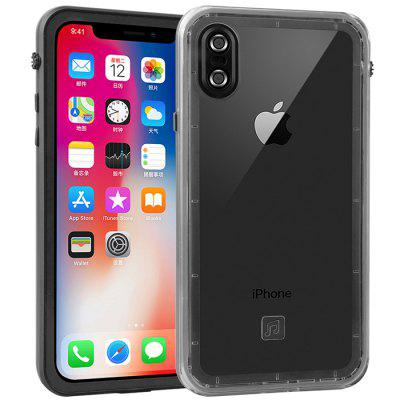 Dustproof PC + TPU Protective Case for iPhone X