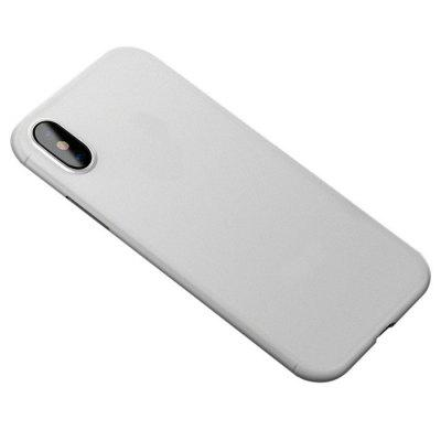 CAFELE PP Frosted Phone Protective Case for iPhone X cafele electroplated matte pc drop proof phone case for iphone 6s 6 black