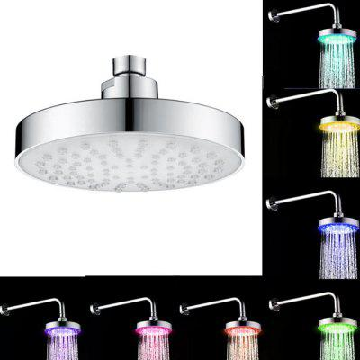 SDH2 - B2 6 inch 7-color Changing 12-LED Shower Head 1 6 scale male head sculpt for 12 inch action figure 16 65 body accessory realistic facial head model toys gifts collections