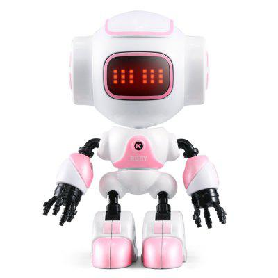 JJRC R9 Touch Sensing LED ojos RC Robot Smart Voice