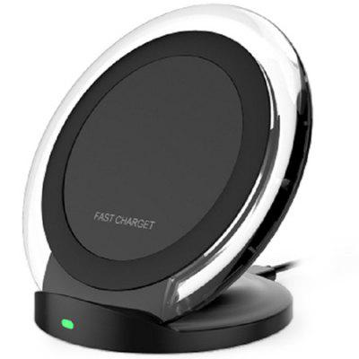 QX810F Smart Stand Fast Wireless Charger