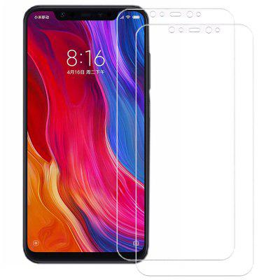 ASLING Tempered Glass Screen Film for Xiaomi Mi 8 2pcs