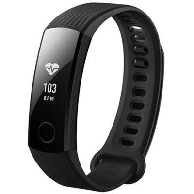 Gearbest $17.99 para HUAWEI Honor Band 3 Smartband - BLACK promotion