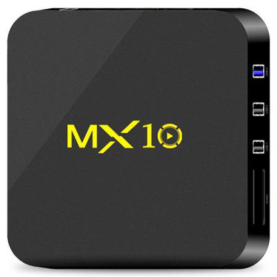 Refurbished MX10 TV Box