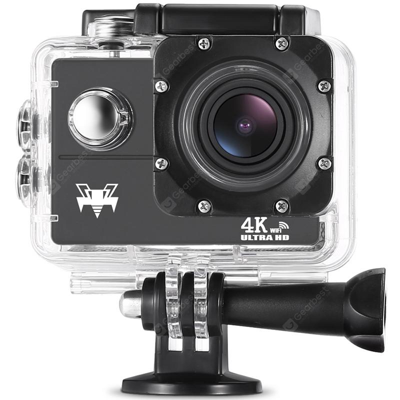F60 4K WiFi Waterproof Action Camera | Gearbest