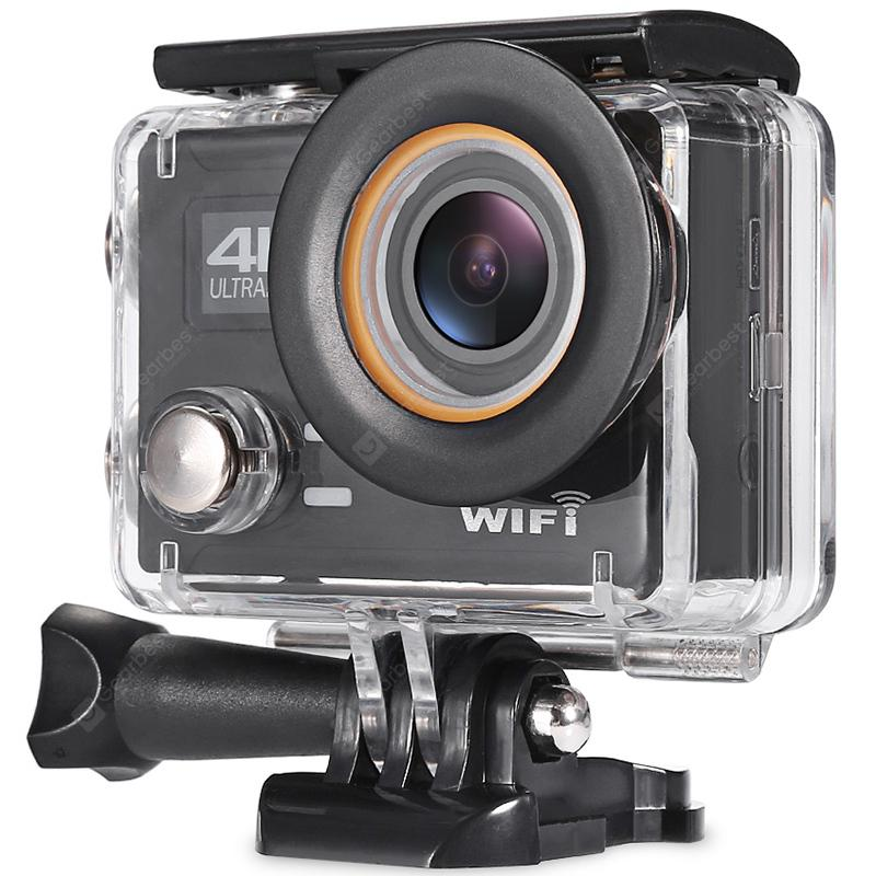 PRO5 4K Ultra HD Action Camera with Remote Controller