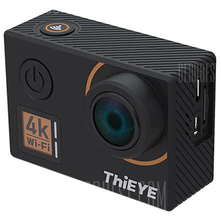 ThiEYE T5 Edge Native 4K Camera de acțiune WiFi