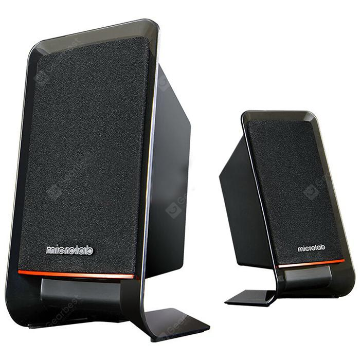 Microlab M200 Subwoofer Multimedia Hizlaria Set - BLACK