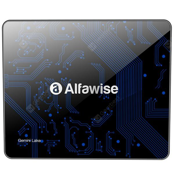 Alfawise T1 Mini PC - SVART EU PLUG