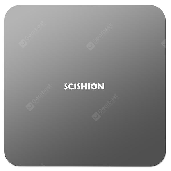 SCISHION AI ONE Android 8.1 TV Box