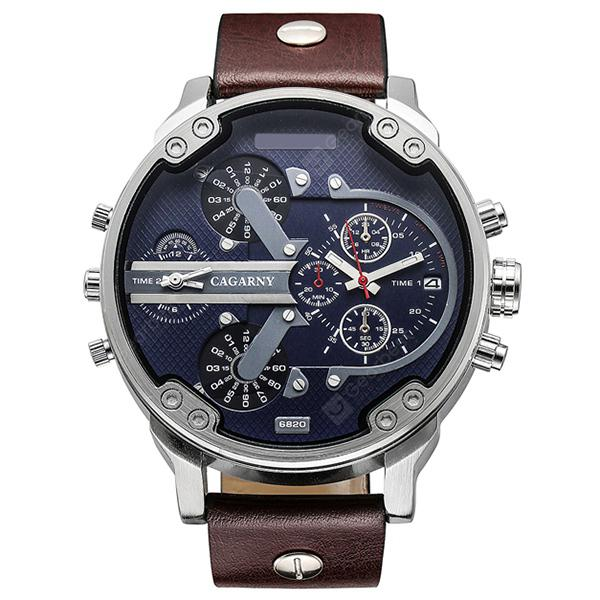CAGARNY 6820 Men Quartz Watch