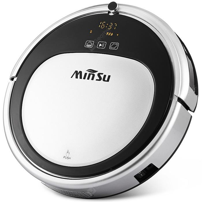 MinSu MSTC09 Smart Navigation Robotic Vacuum Cleaner