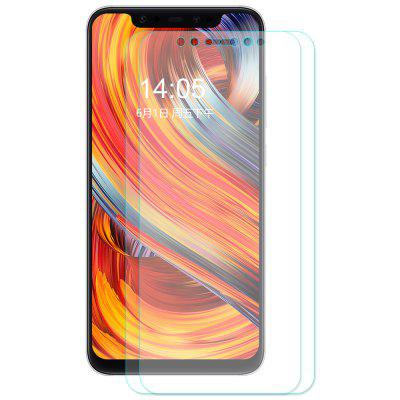 Hat - princeTempered Glass for Xiaomi Mi 8 2PCS
