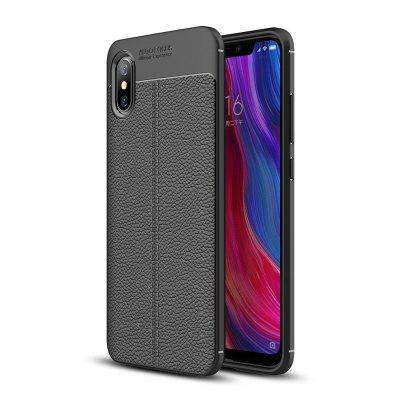 все цены на Luanke Lichee Patten Phone Case for Xiaomi Mi 8