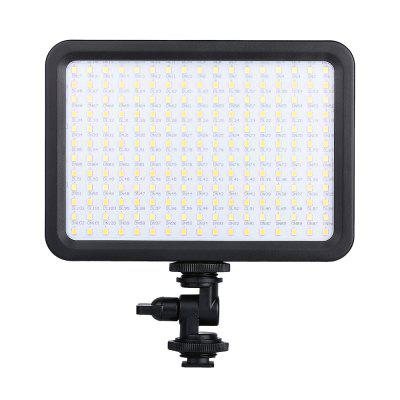 LED Video Light Panel for DSLR and Camcorders nanguang cn 304 304 led camera video light lamp panel dimmable for canon nikon pentax dslr camera video camcorder free shipping