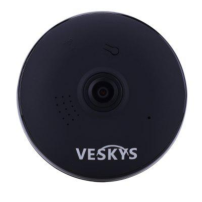 VESKYS N1 3.0MP 360 Degrees HD WiFi IP Network Camera