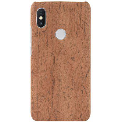 LuanKe Wood Grain Phone Case with Texture a set chrome sealed gear tuning pegs machine heads tuners for guitar with black big square wood texture buttons