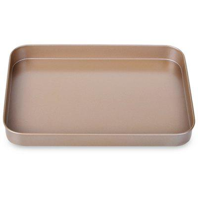 10 inch Rectangle Bread Cake Plate free shipping electric 9 hole bean cake grill taiwan wheel bread machine buy machine come with recipe