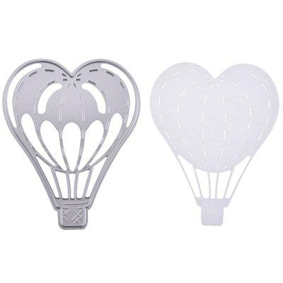 Hot-air Balloon Pattern Embossing Cutting Dies