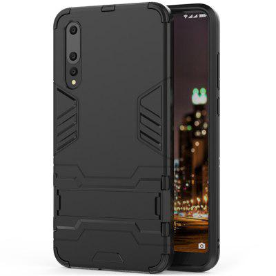 LuanKe TPU PC Protective Stand Cover for Huawei P20 Pro