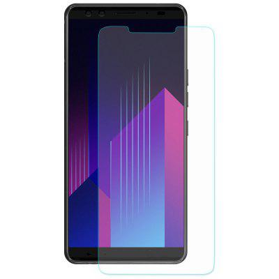 Hat - Prince Transparent Tempered Glass Protective Film for HTC U12+