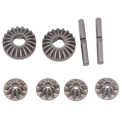 ZD Racing 8013 Steel Differential Gears CNC Machined 8pcs