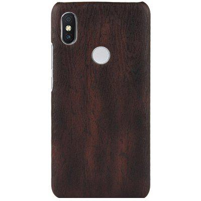 LuanKe Wood Grain Phone Case with Texture