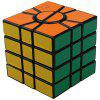 Qiyi Super Square Speed ​​Magic Cube Fidget Puzzle Toy 56mm - Многоцветный