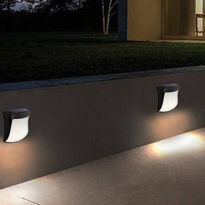Solar Power Wall Light for Outdoor